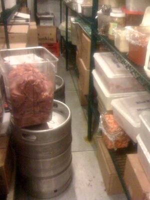 Bridget's Corned Beef and Kegs
